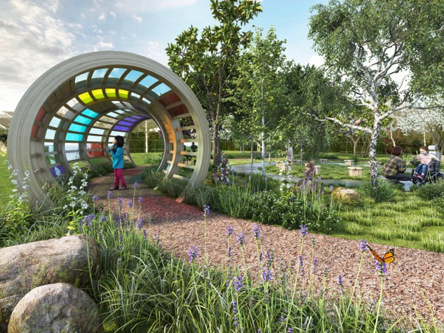 Visuals of the new Thomas Wolsey Ormiston Academy Playground by Richard Wilkinson  (3)