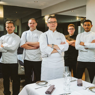 Lot 71 - Award-Winning Chef Pascal Canevet Private Dining Experience for 6 Guests at UK Top Ten Restaurant, Maison Bleue, Suffolk