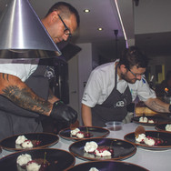Lot 155 - Exclusive ICE Lunch Bar Seasonal Private Dining Experience for 10 Guests, Suffolk