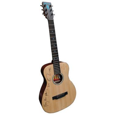 Lot 170 - A Signed Ed Sheeran Signature Edition Martin Guitar