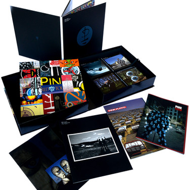 Lot 152 - Pink Floyd The Later Years 1987-2019 Limited Edition Boxed Set, Signed by Nick Mason CBE