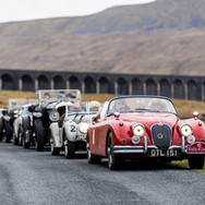 Lot 69 - Rally the Globe, Generations Classic Car Rally, March 2021, for 2 People