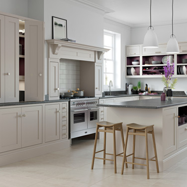Lot 99 - Mereway Kitchens £20,000 of Kitchen Units from Bury Bathroom & Kitchen Centre