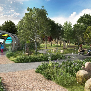 Visuals of the new Thomas Wolsey Ormiston Academy Playground by Richard Wilkinson  (4)