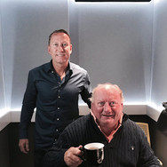 Lot 79 - Meet Alan Brazil and Ray Parlour, Watch them Presenting their Breakfast Show, and talkSPORT Tour