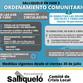 SALLIQUELÓ CONTINÚA EN FASE 3, PERO SE FLEXIBILIZA EL ORDENAMIENTO COMUNITARIO