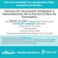 SEMANA DE VACUNACIÓN ANTIGRIPAL Y SOSTENIMIENTO DE LA PROVINCIA LIBRE DE SARAMPIÓN