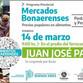 """EL PROGRAMA PROVINCIAL """"MERCADOS BONAERENSES"""" LLEGA A JUAN JOSÉ PASO"""