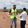 INICIARON LOS TRABAJOS DE REPAVIMENTACIÓN DEL ALTEO CASBAS-GARRÉ