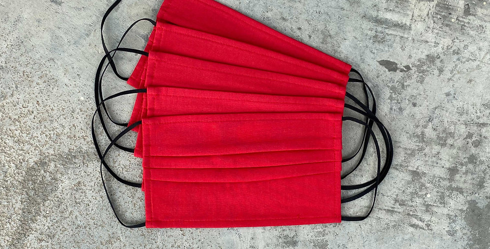 5-PACK - Rood
