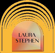 Laura_Stephen_Secondary Logo radiating l
