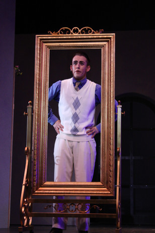 Jacob Thomson as Robert Martin in The Drowsy Chaperone at Cerritos College (2013)