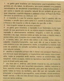 TORQUATÁLIA,-Encarte-Folhetim---SP-07-09-82