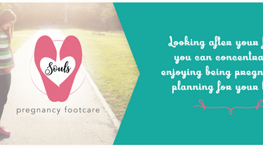 Foot problems in pregnancy…. 1/3 of all the bones in your body are in your feet – that's 52 reasons