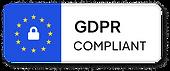 The GDPR compliant logo