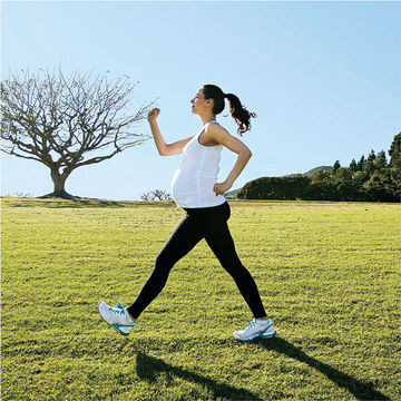 Exercise in pregnancy, how much is too much?