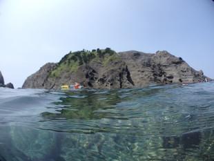 ヒリゾ浜シュノーケリングツアー