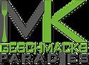 Logo MK Geschmacksparadies, Bulle, www.mkgeschmacksparadies.de