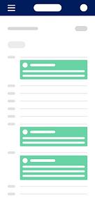 3. Mockup - Branded Mobile App - Schedul