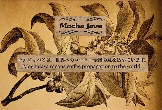 mochajava モカジャバ コーヒー