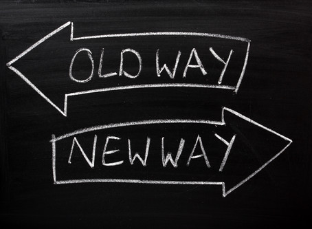 How to get intentional change and behaviour