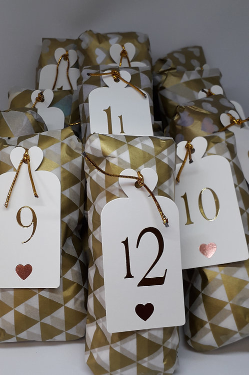 Festive Fibre Gift Box
