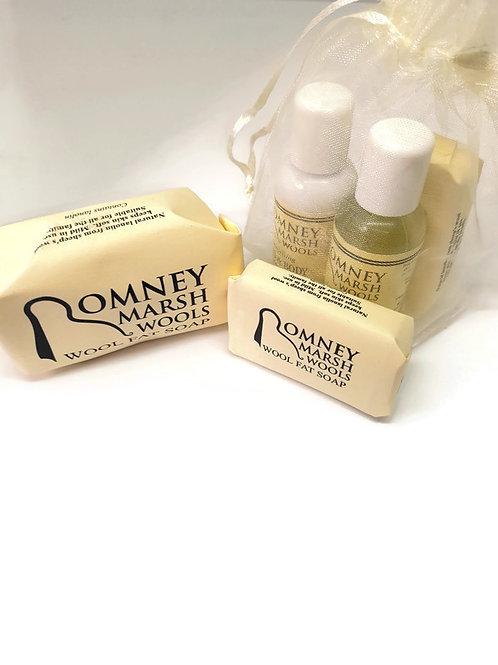 Romney Marsh Lanolin Soap
