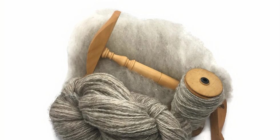 Explore Worsted and Woollen Hand Spinning Methods 2 DAY WORKSHOP (1)