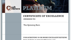 We've Gone Platinum!