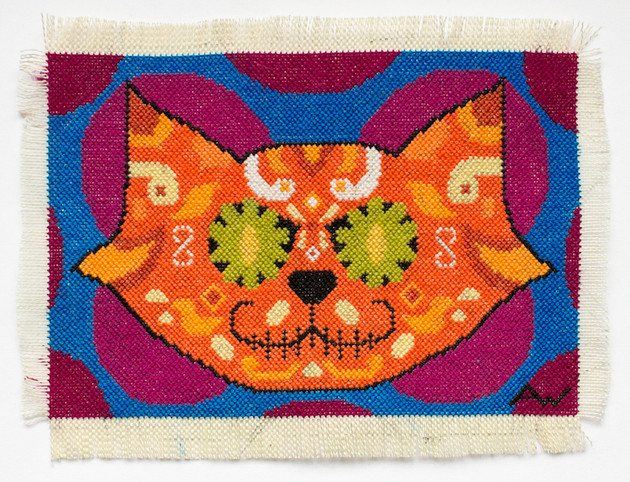 Another Orange Cat...