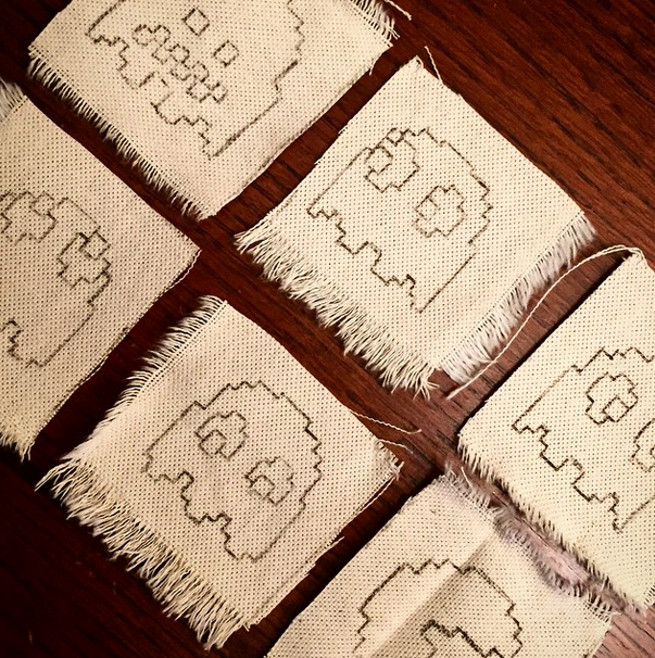 Retro Video Game Patches
