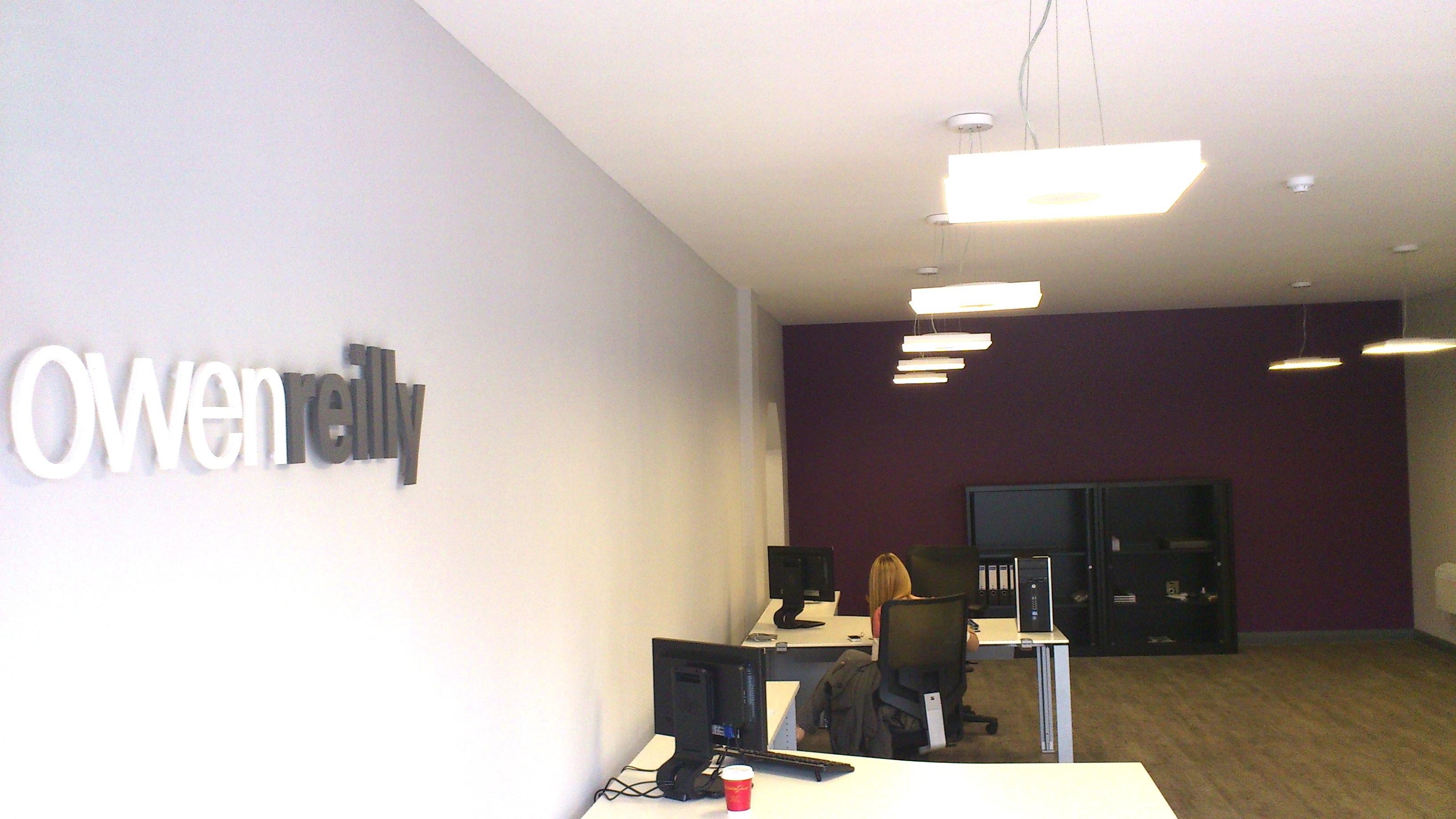 Owen Reilly Office Space