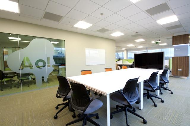 Informal Meeting Area