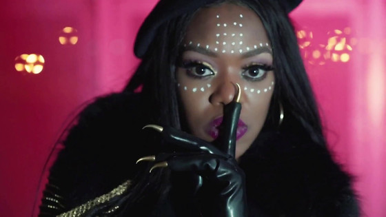 Lady Leshurr talks mindset, success and how she deals with rejection
