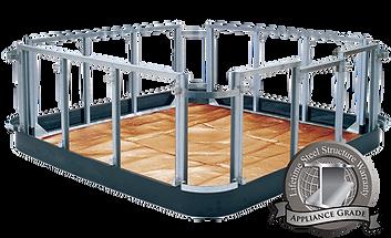 Galvalume Frame Copper Bottom and Warran