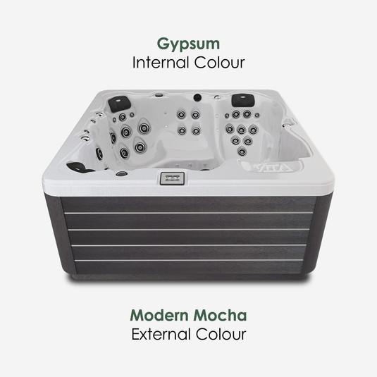 Modern Mocha & Gypsum
