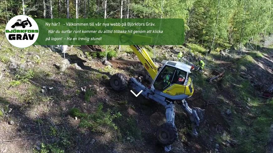 Björkfors Gräv