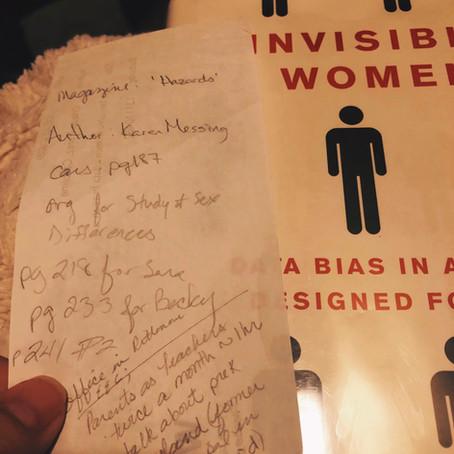 When Women Support Women