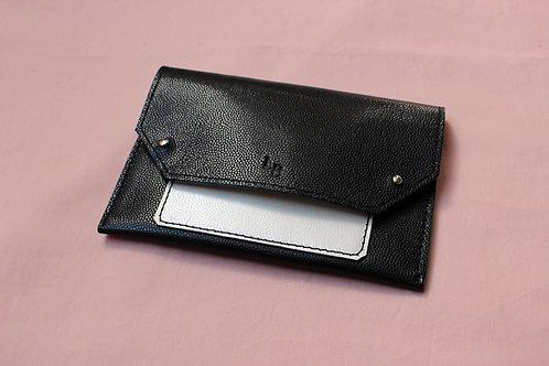 Pochette de Papier de Véhicule - Noir&Nacré