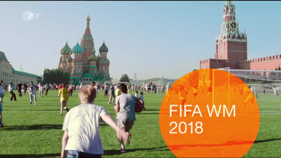 FIFA WM 2018 im ZDF