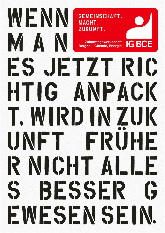 IG BCE Corporate Design