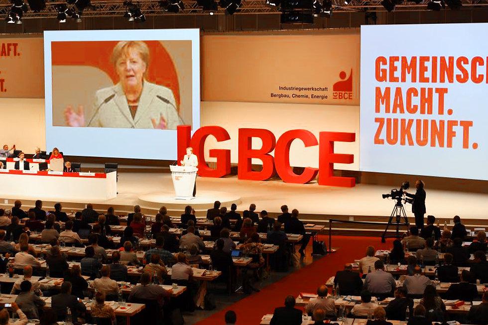 IG BCE Gewerkschaftskongress