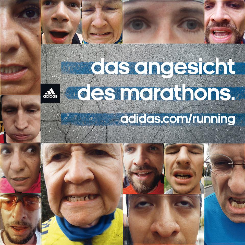 Integrierte Kampagne für adidas