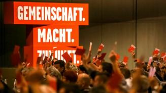 IG BCE Gewerkschaftskongress Abstimmung