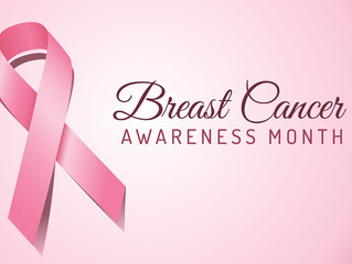 In honor of Breast Cancer Awareness Month…