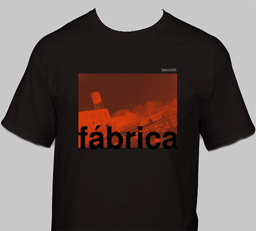 fabric045 T-Shirt + Label Sampler