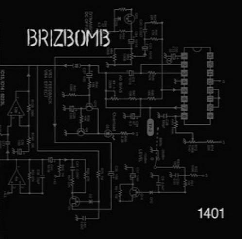 BRIZBOMB 1401 2xLP