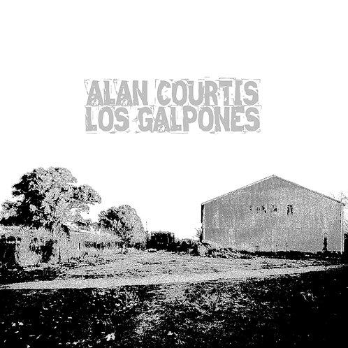 Alan Courtis - Los Galpones LP