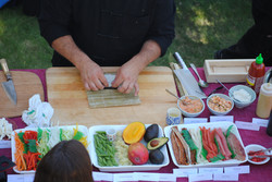 Steve Saroff Sushi Party Jul 24, 2010 5-076
