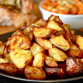 Berbere Roasted Potatoes
